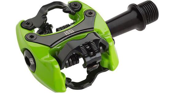 iSSi Flash II Pedaler grøn/sort